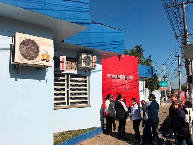 ubs campina - UBS Campina é alvo de criminosos em São Leopoldo