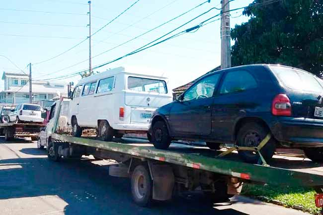 veic nh - Casal é preso em Novo Hamburgo por receptação de veículos