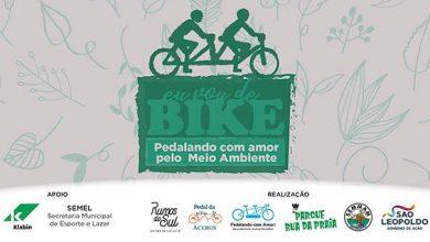 Photo of São Leopoldo realiza 4º Eu vou de bike dia 3 de novembro