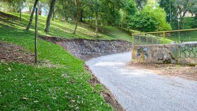 Photo of Finalizado acesso à pista de skate no Parque dos Macaquinhos em Caxias