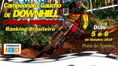 Photo of Etapa de campeonato de Down Hill acontece em Carlos Barbosa