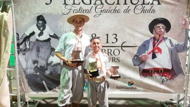 Photo of Guaporé é campeão do 5º Festival Gaúcho de Chula