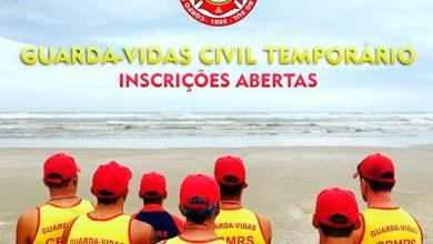 Photo of Inscrições abertas para Guarda-vidas Civil Temporário para o litoral gaúcho