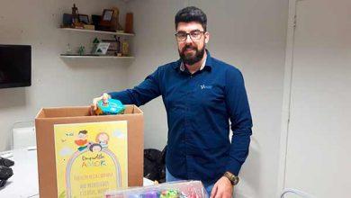 Photo of Natal: Parceiros Voluntários iniciam campanha Compartilhe Amor