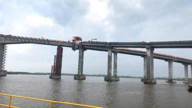 Photo of Nova Ponte do Guaíba tem quase 90% das obras concluídas