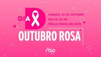 Photo of Novo Hamburgo: Dia D do Outubro Rosa ocorre neste sábado, no Centro