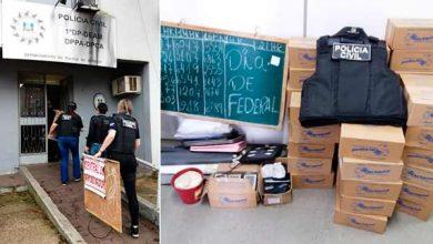 Photo of Operação policial combate a lavagem de dinheiro e jogos de azar em Uruguaiana