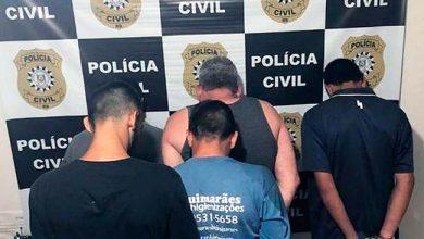 Photo of Cinco são presos por roubo de veículos em São Leopoldo e Novo Hamburgo