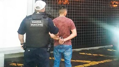 Photo of Guarda Municipal prende homem em Novo Hamburgo com objetos furtados
