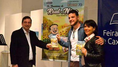 Photo of Gibi contando história dos irmãos Randon é lançado na Feira do Livro de Caxias do Sul