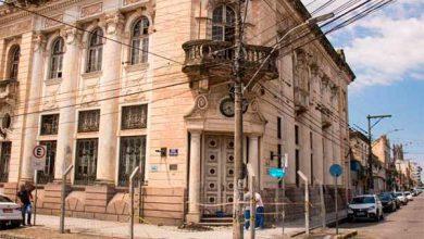 Photo of Pelotas: mezanino da antiga agência do BB recebe escoras