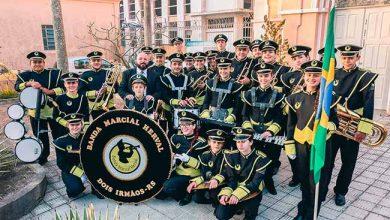 Photo of Banda Marcial Herval de Dois Irmãos realiza concerto neste domingo
