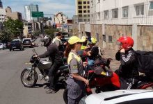 Photo of Blitz educativa da secretaria de Trânsito aborda 51 motociclistas em Caxias do Sul