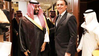 Photo of Bolsonaro fecha acordos para investimentos com a Arábia Saudita