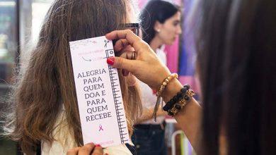 Photo of Cabelaço reuniu 45 doações de cabelos em São Leopoldo
