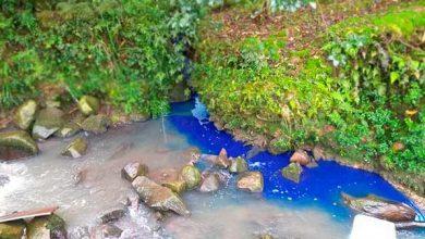 Photo of Crime ambiental: produto químico é despejado em rio de Farroupilha