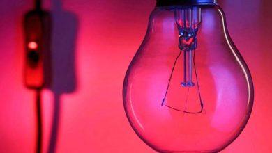 Photo of Energia elétrica será bandeiravermelha em novembro