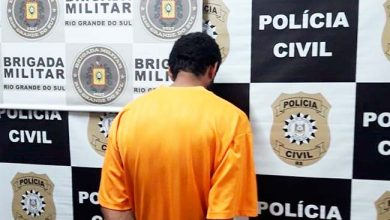 Photo of Homem suspeito de homicídio é preso em Erechim