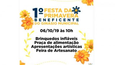 Photo of 1ª Festa da Primavera Beneficente acontece neste domingo em Viamão