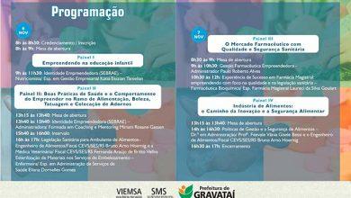 Photo of Gravataí realiza I Fórum Empreendendo com Saúde