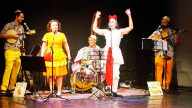 Photo of Teatro infantil Baile do Gato na Tuba neste domingo em Porto Alegre