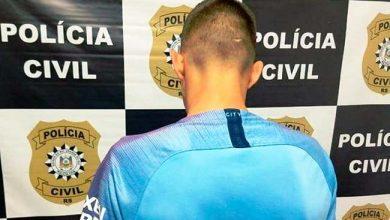 Photo of Suspeito de homicídio é preso em Novo Hamburgo