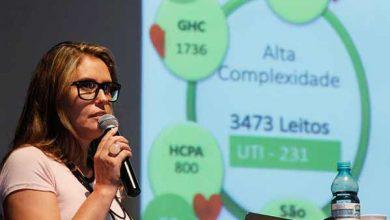 Photo of HPS de Porto Alegre tem nova diretora-geral