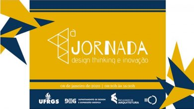 Photo of UFRGS abre inscrições para a 1ª Jornada de Design Thinking e Inovação