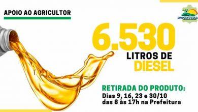 Photo of Lindolfo Collor vai entregar óleo diesel para agricultores