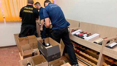 Photo of Polícia Federal apreende vinhos estrangeiros em Caxias do Sul