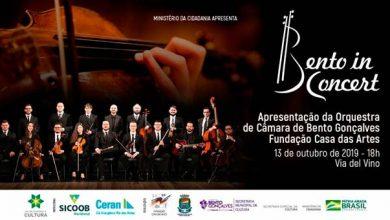 Photo of Orquestra de Câmara de Bento Gonçalves encerra Feira do Livro neste domingo