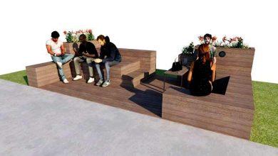 Photo of Mais uma empresa quer instalar parklet no Centro de Santa Cruz do Sul