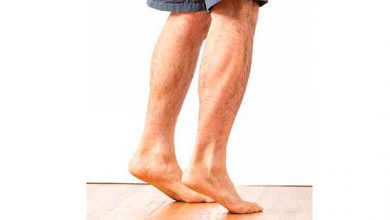 Photo of Comprimento desigual das pernas