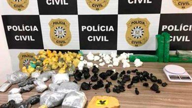 Photo of Cocaína, maconha e crack: ação prende três pessoas em Guaporé