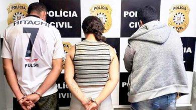Photo of Três presos por tráfico de drogas em Guaíba