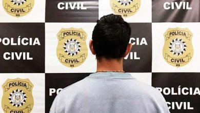 Photo of Preso por violência doméstica em Canela