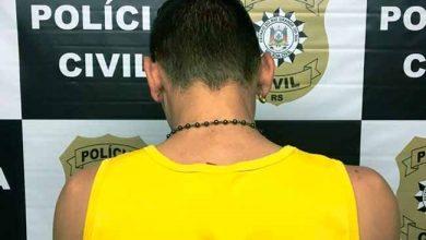 Photo of Homem é preso por latrocínio em Peixe Baixo, interior de Liberato Salzano