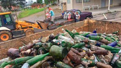Photo of Recolhimento de vidros ocorre neste sábado, dia 19, em Flores da Cunha
