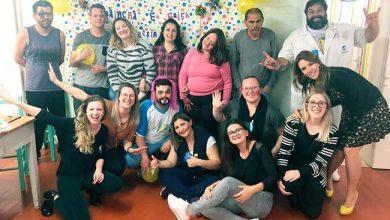 Photo of Pacientes da psiquiatria do hospital de Dois Irmãos celebram o Dia da Criança