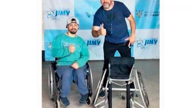 Photo of UVIDEF de Viamão adquire cadeira de rodas com recursos do Tampinha Legal