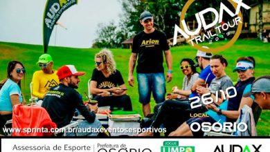 Photo of Osório sedia 5ª etapa do Audax Trail Tour 2019 neste sábado