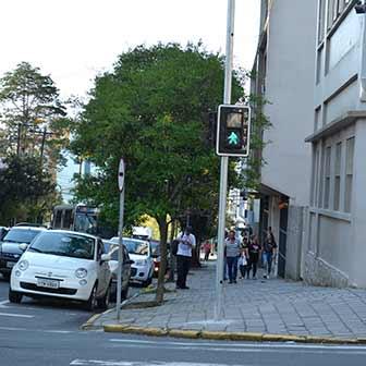 Revista News transito-caxias-do-sul-2019-2 Caxias do Sul: esquina da Bento Gonçalves com a Garibaldi tem alteração na sinalização