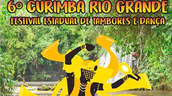 Festival estadual de tambores e dança em Rio Grande - Revista News