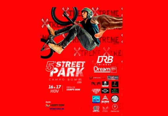 5º BMX Street Park é neste final de semana em Campo Bom - Revista News