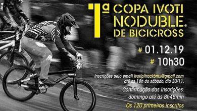 Photo of 1ª Copa Ivoti Noduble de Bicicross é dia 1º de dezembro
