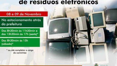Photo of Flores da Cunha inicia Campanha de Recolhimento de Lixo Eletrônico