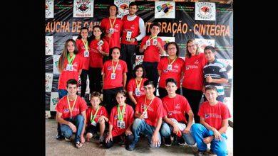 Photo of Canoagem compete na Copa Cintegra de Eldorado do Sul