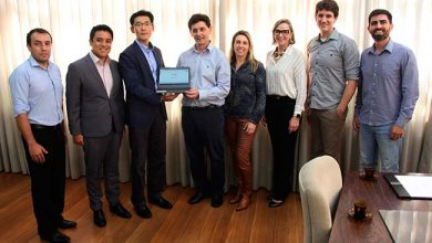 Photo of Samsung entrega chromebooks para projeto Google for Education em Lajeado