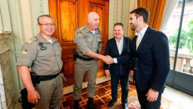 Photo of Coronel Rodrigo Mohr é o novo comandante-geral da Brigada Militar