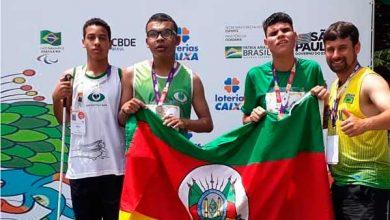 Photo of Paratletas de Rio Grande conquistam medalhas